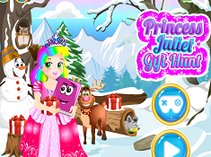 Princess Juliet Gift Hunt