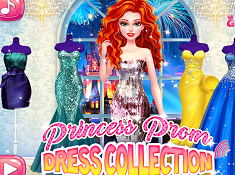 Princess Prom Dress Collection