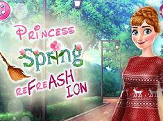 Princess Spring Refrashion