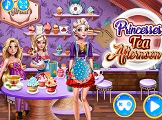 Princess Tea Afternoon
