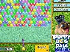 Puppy Dog Pals Bubble