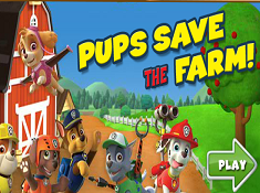 Pups Save The Farm