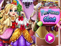 Ever after high games cute games online - Prinses pure ...