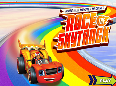Race the Skytrack