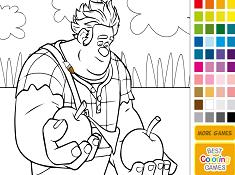 Ralph Coloring