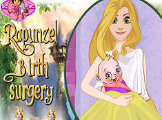 Rapunzel Birth Surgery
