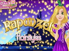 Rapunzel Hairstyles