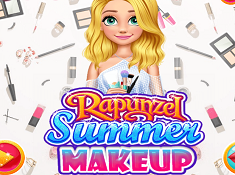 Rapunzel Summer Makeup