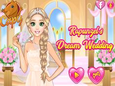 Rapunzels Dream Wedding