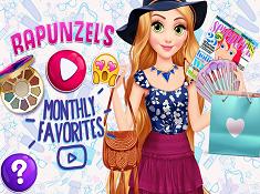 Rapunzels Monthly Favorites