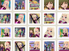 Regal Academy Memory