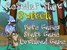 Regular Show Switch