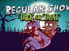 Regular Show Trick or Treat