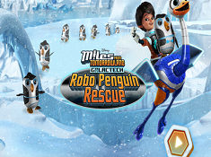 Robo Penguin Rescue