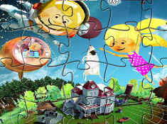 Rosa and Dara Puzzle