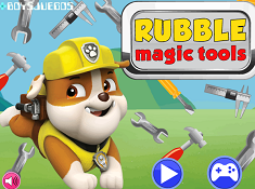 Rubble Magic Tools