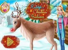 Rudolphs Christmas  Makeover