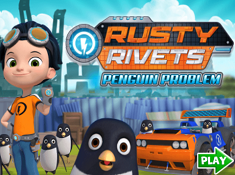 Rusty Rivets: Penguin Problem