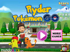Ryder Pokemon Go