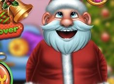 Santa Christmas Makeover