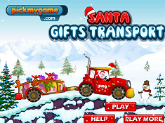 Santa Gifts Transport