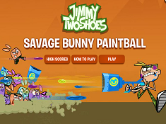 Savage Bunny Paintball
