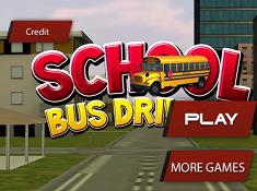 School Bus Driver 3D