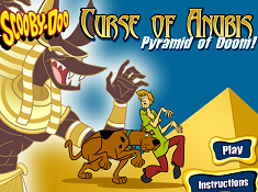 Scooby Doo Curse of Anubis Pyramid of Doom