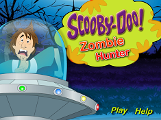 Scooby Doo Zombie Hunter