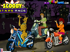 Scooby Stars Race