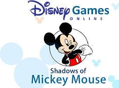 Shadows of Mickey Mouse