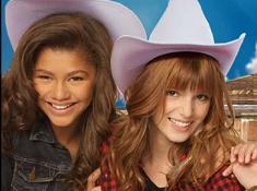 Shake It Up Spotlight Dash