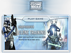 Sharpshooter Clone Training