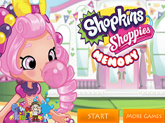 Shopkins Shoppies Memory