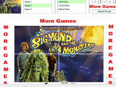 Sigmund and the Sea Monsters Puzzle