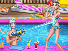 Sisters Pool Party