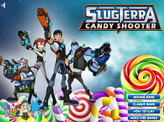Slugterra Candy Shooter
