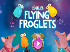 Smalls Flying Froglets