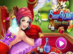 Snow Whites Spa Day