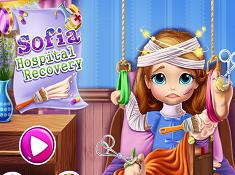 Sofia Hospital Recovery