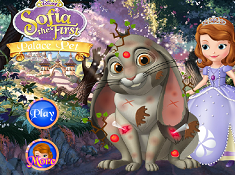 Sofia The First Palace Pet