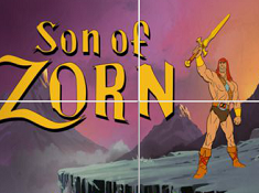 Son of Zorn Sliding Puzzle
