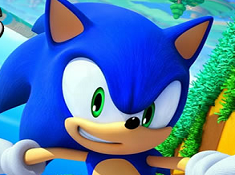 Sonic Collecting Rings