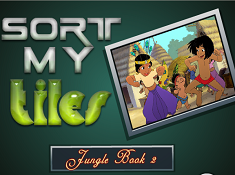 Sort My Tiles Jungle Book 2