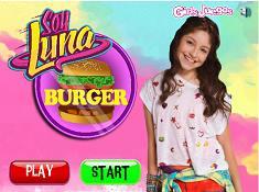Soy Luna Burger