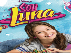 Soy Luna Memory Matching