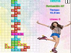 Soy Luna Tetris Blocks