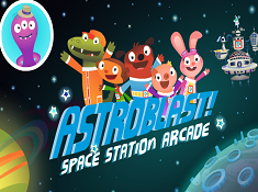Space Station Arcade