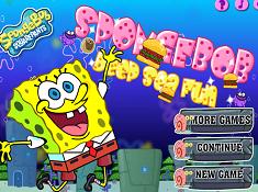 Spongebob Deep Sea Fun