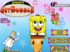 Spongebob Jet Bubble